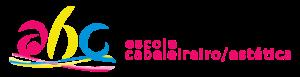 Escola ABC Cabeleireiro Estética Logotipo